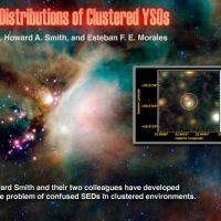 Unraveling the Spectral Energy Distributions of Cluster YSOs story banner